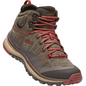 Keen Terradora WP Shoes Women brown
